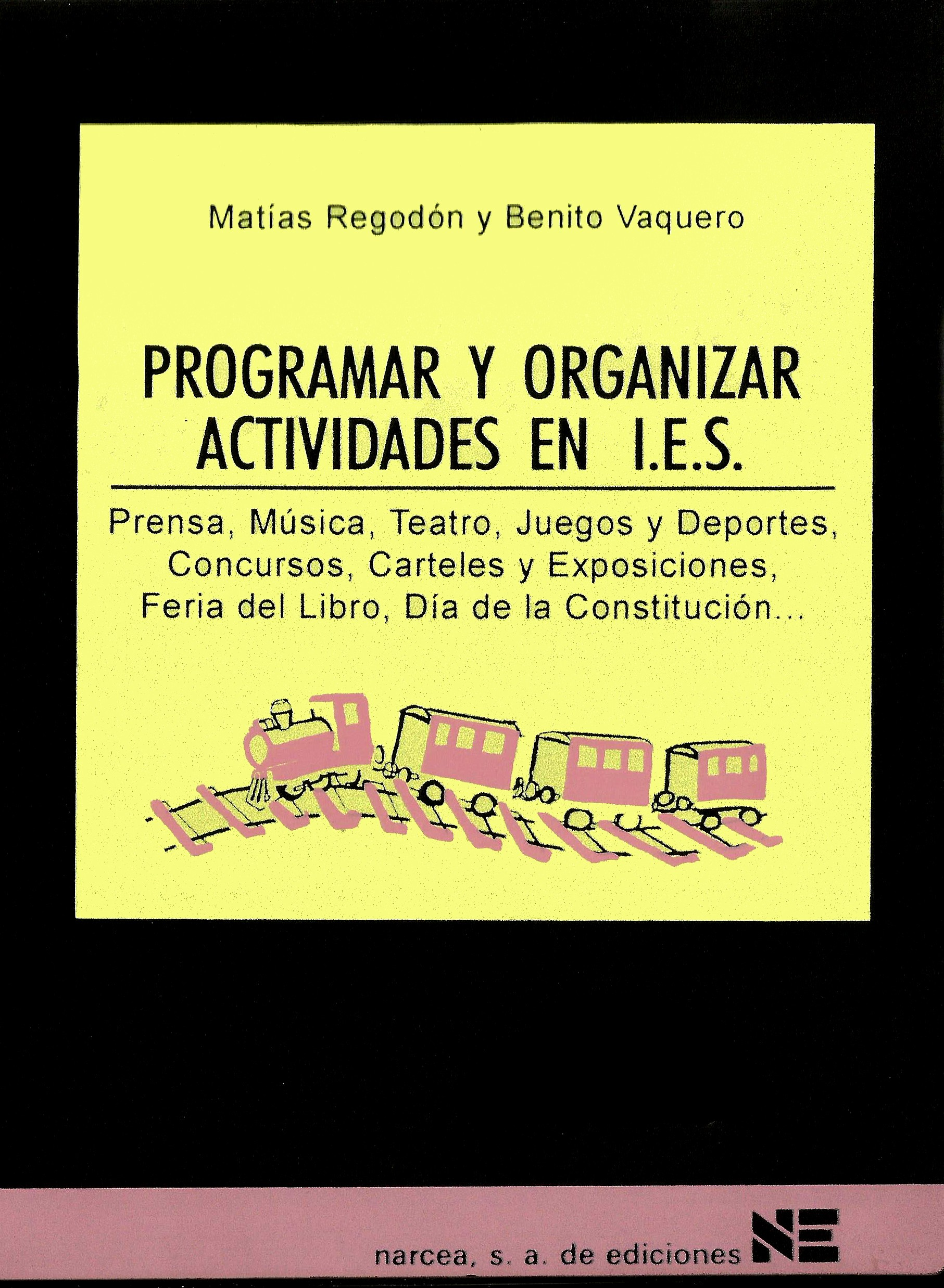 Programar y organizar actividades en IES