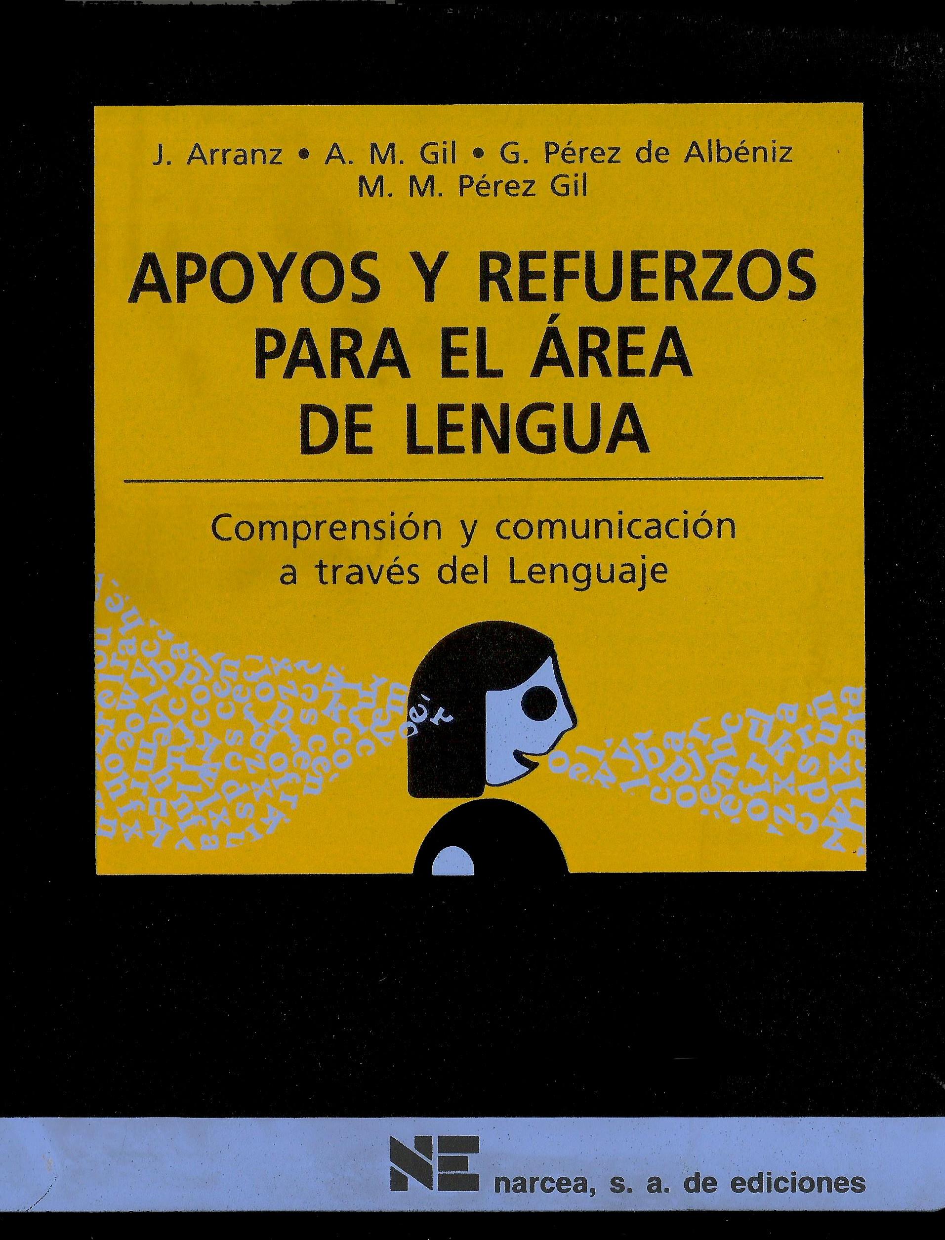 Apoyos y refuerzos para el área de Lengua
