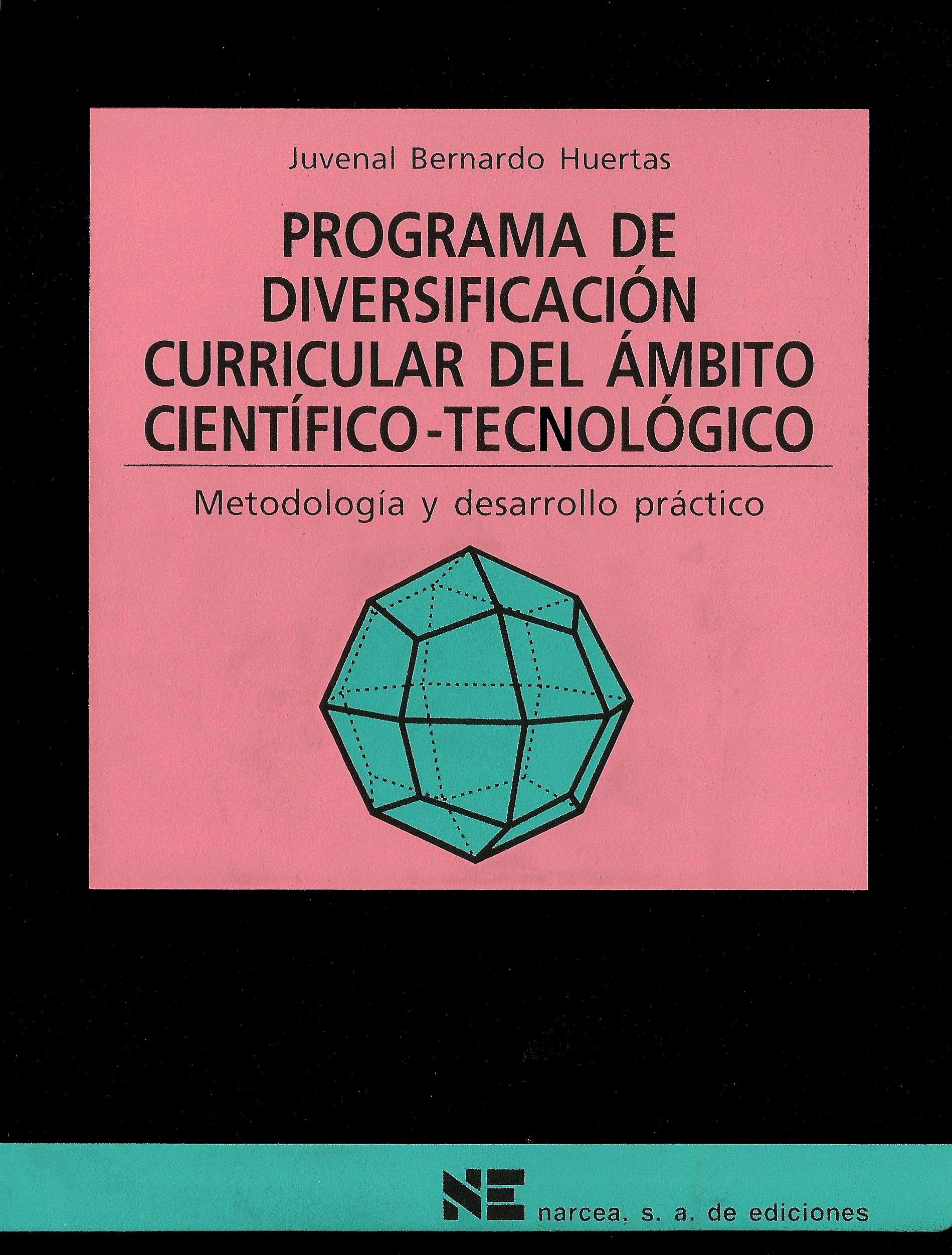 Programa de diversificacion curricular del ámbito científico-tecnológico