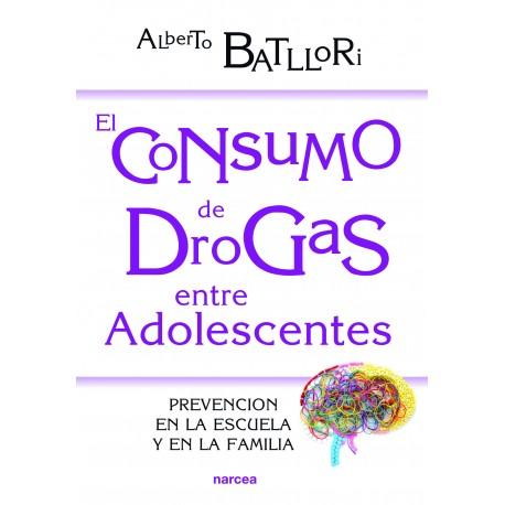 En consumo de drogas entre adolescentes