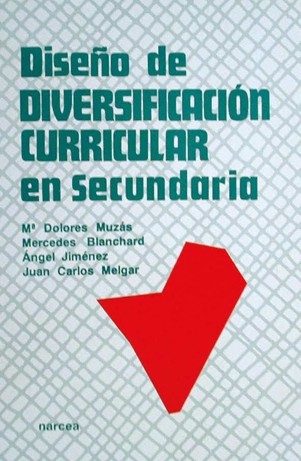Diseño de diversificación curricular en Secundaria