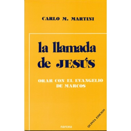 La llamada de Jesús