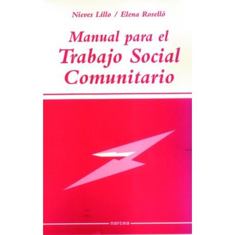 Manual para el Trabajo Social Comunitario