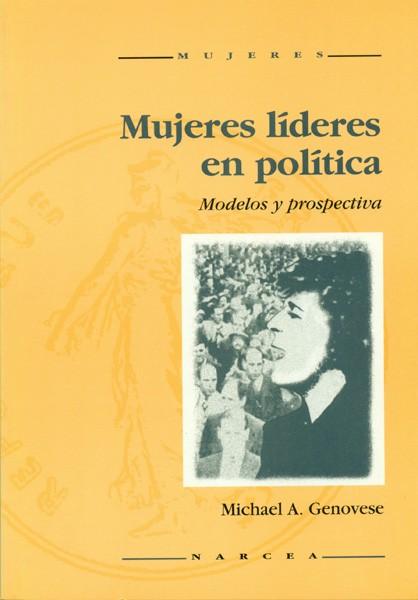 Mujeres líderes en política