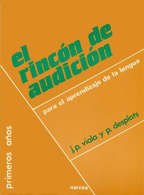 El rincón de audición para el aprendizaje de la Lengua
