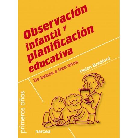 Observación infantil y planificación educativa