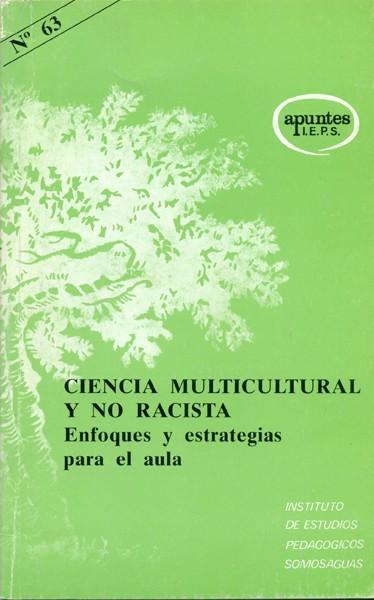 CIENCIA MULTICULTURAL Y NO RACISTA