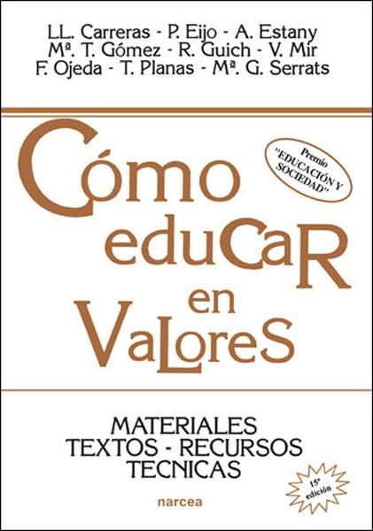 Cómo educar en valores
