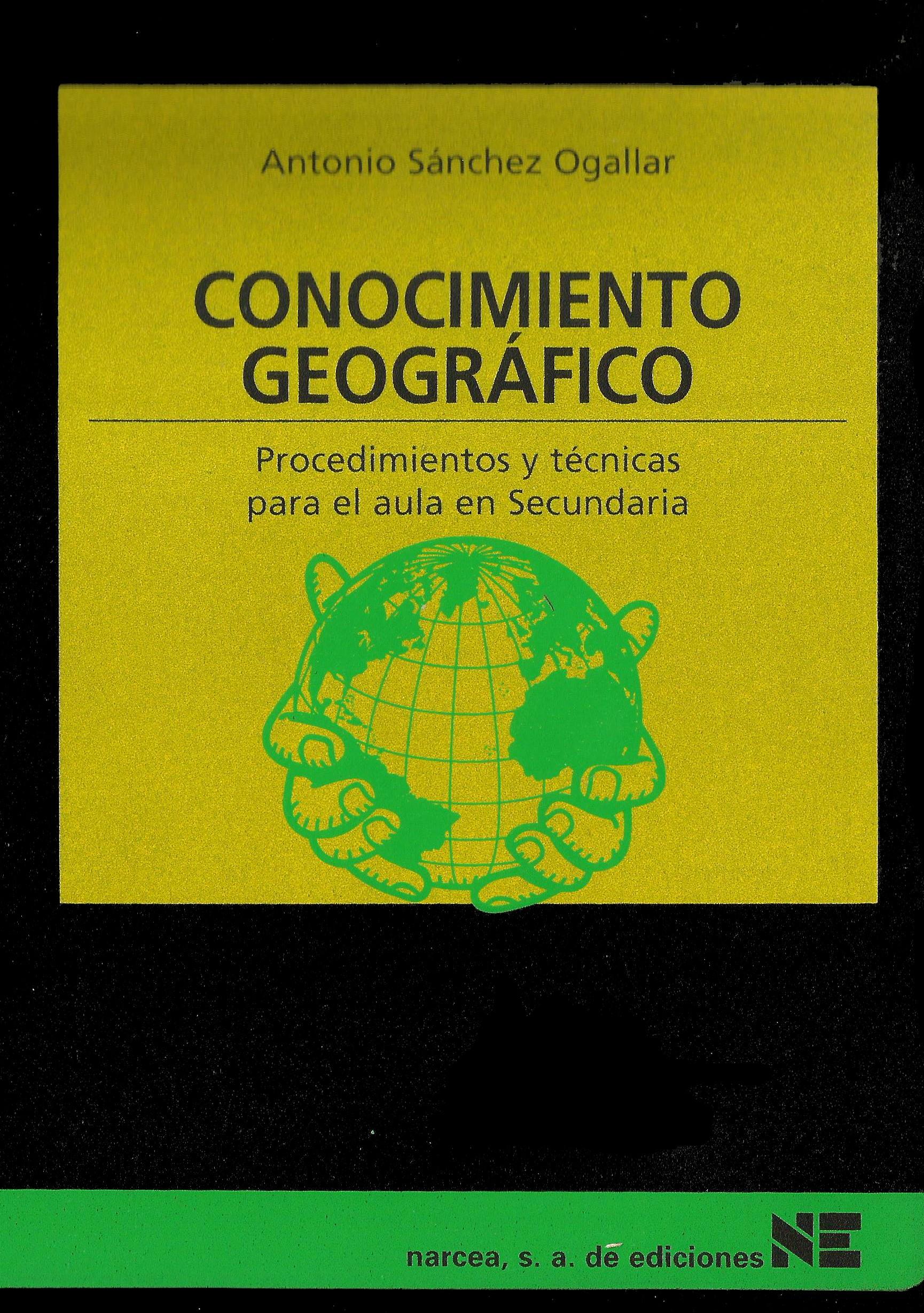 Conocimiento geográfico