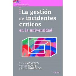 La gestión de incidentes críticos