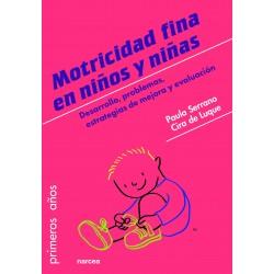 Motricidad fina en niños y niñas