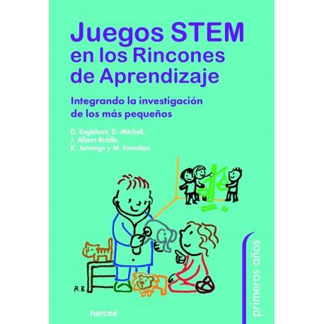 Juegos STEM en los Rincones de Aprendizaje