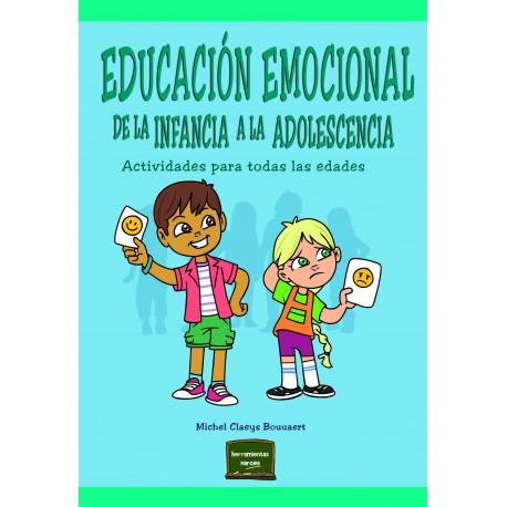 Educación emocional de la infancia a la adolescencia