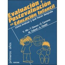Evaluación y postevaluación...