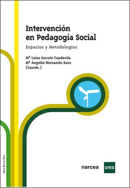 Intervención en Pedagogía Social