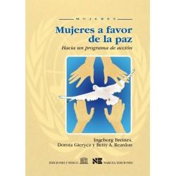 Mujeres a favor de la paz