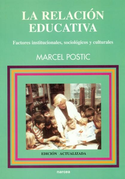 La relación educativa
