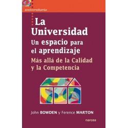 La Universidad. Un espacio...