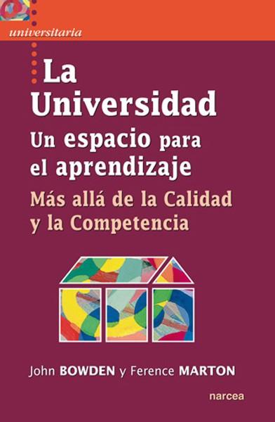 La Universidad. Un espacio para el aprendizaje