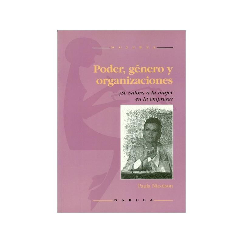 Poder, género y organizaciones