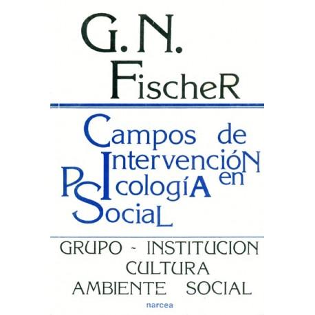 Campos de intervención en psicología social