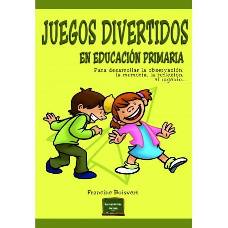 Juegos divertidos en educación primaria